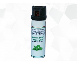 Beyond Forces  Super Power  Menthol Turvasumutin- no color
