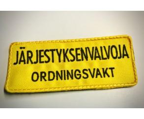 JV velcro